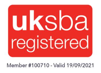 UKSBA Registered